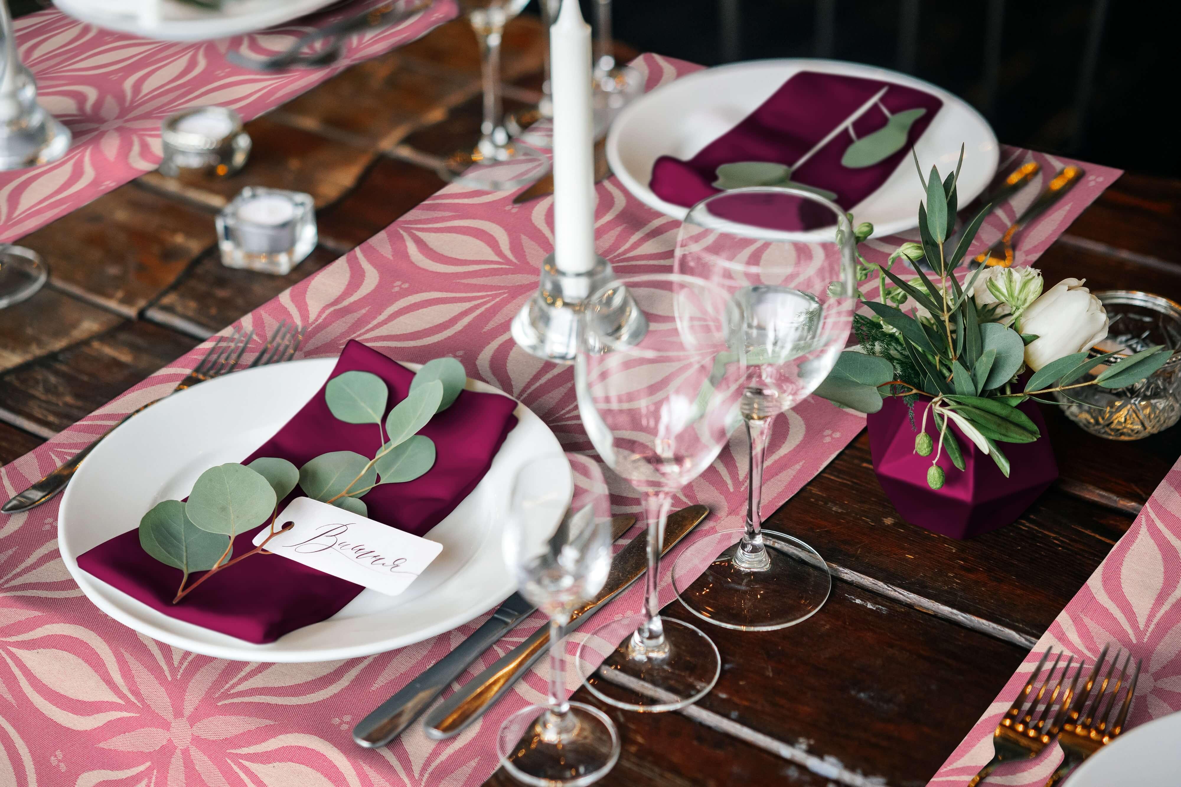 Retro Floret (Tischläufer)