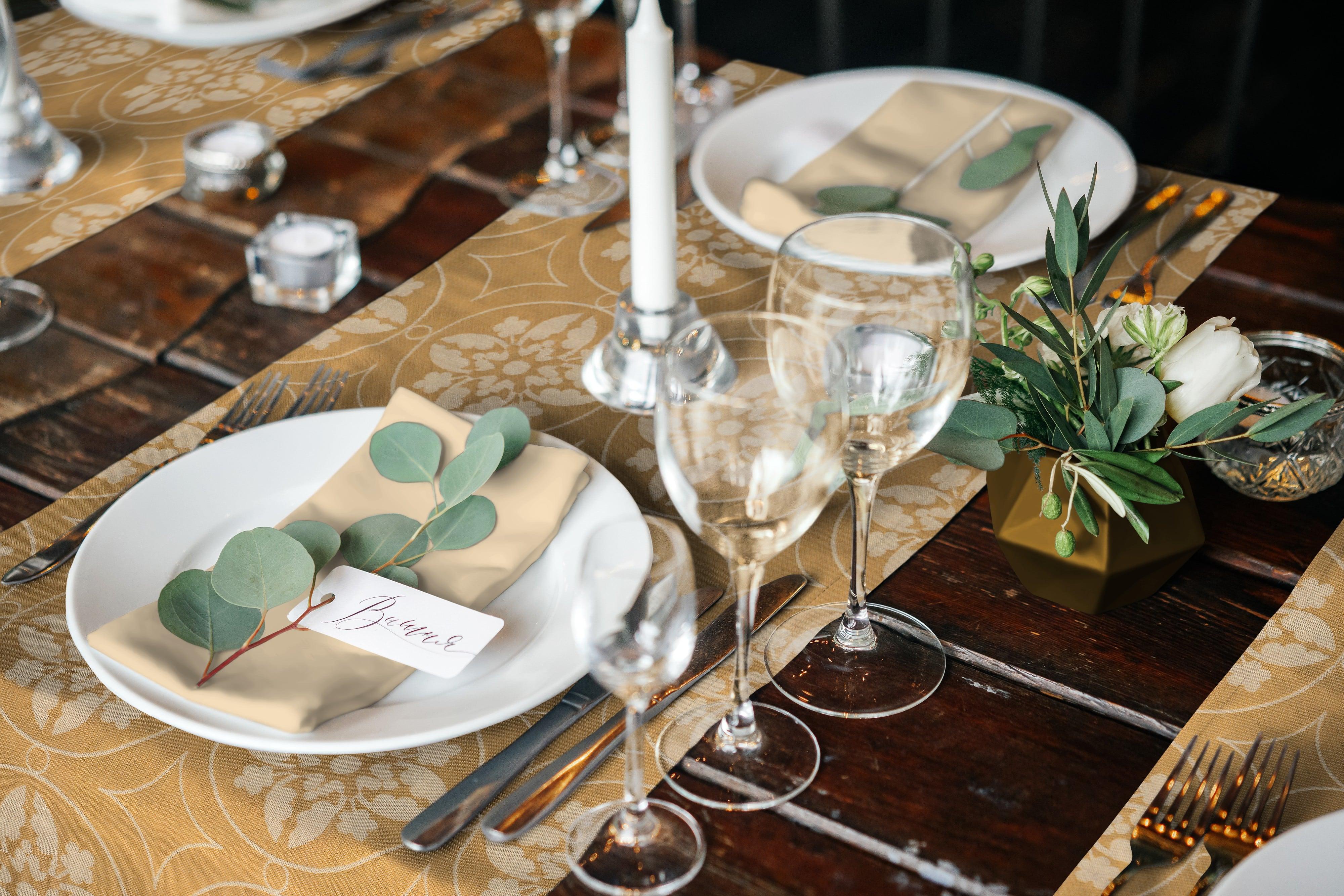 Romantic Puligny (Tischläufer)