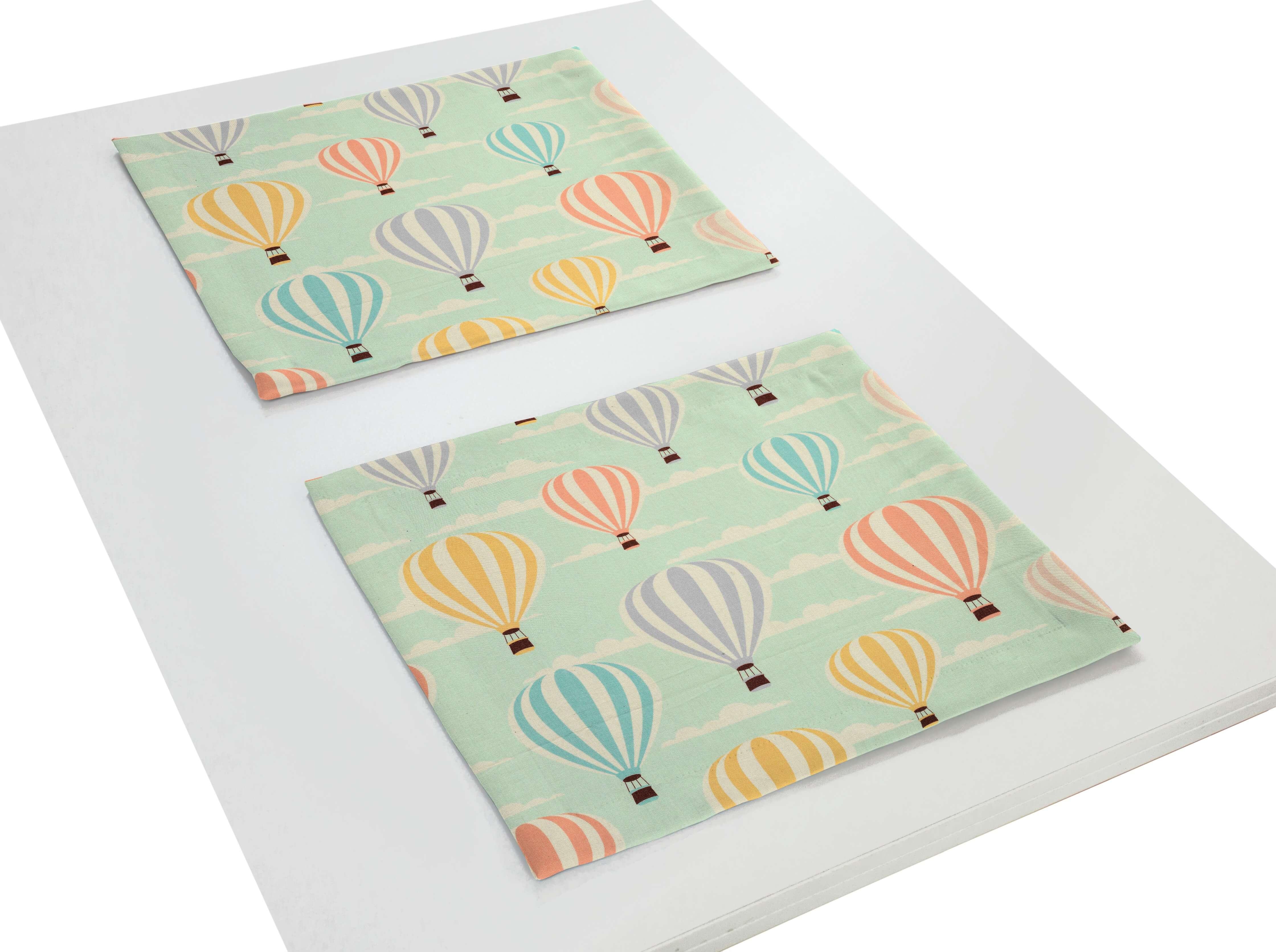 Kinder-Tischset 'Balloons' (2er Set)
